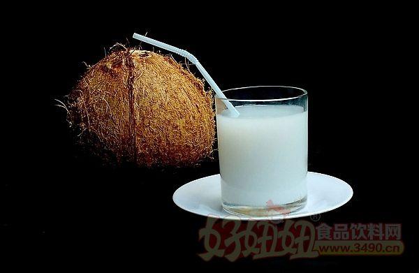 椰子汁喝多了��上火��?