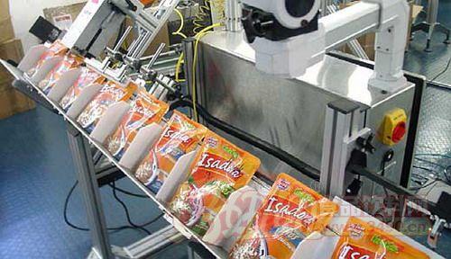 气动技术在食品包装机械中的发展