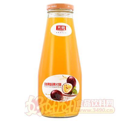 光明百香果汁价格