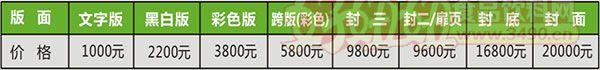 2017第九届中国(西安)糖酒食品交易会广告费用