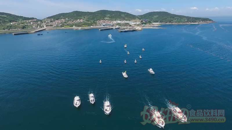 集团有限公司主办,中国渔业互保协会冠名,长海县旅游局,獐子岛镇人民