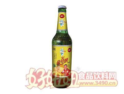 雪仔酒业菠萝啤