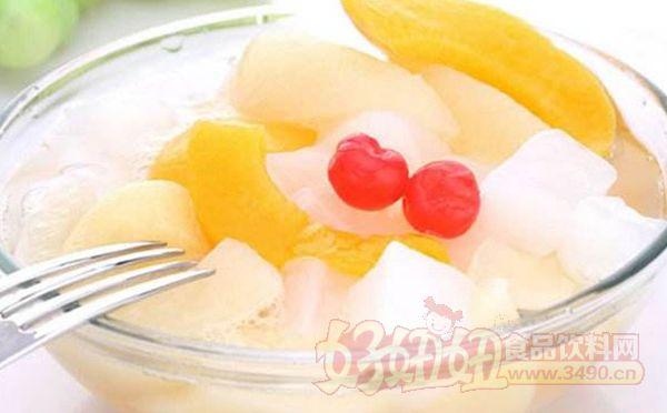 豆类简单水果手工制作