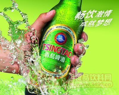 青岛啤酒产品升级 主营业务利润率提高