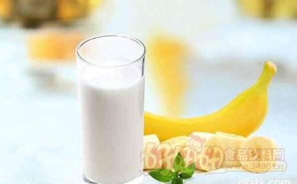 香蕉牛奶怎么做好喝?