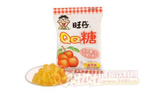 吃qq糖有什么好处和坏处