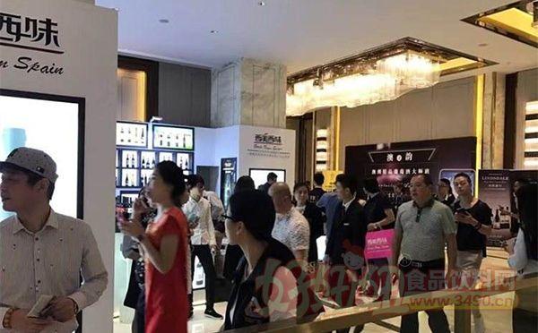 重庆糖酒会2017热点酒店布展图片