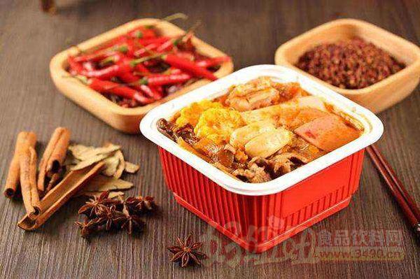 方便火锅市场正成为餐饮业和休闲食品行业争夺的焦点