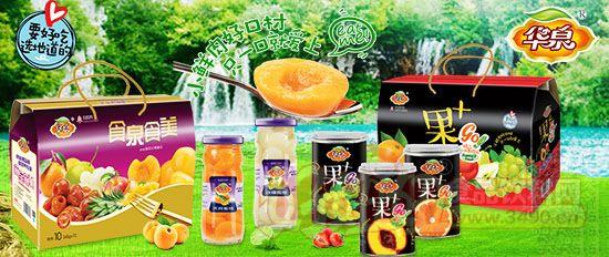 华泉水果罐头 冰糖炖雪梨