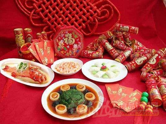 传统年夜饭吃出新花样