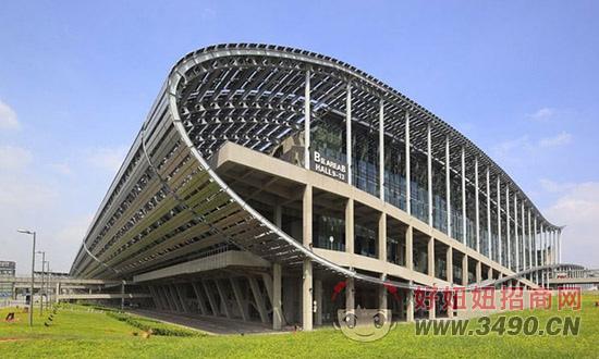 广州广交会琶洲展馆