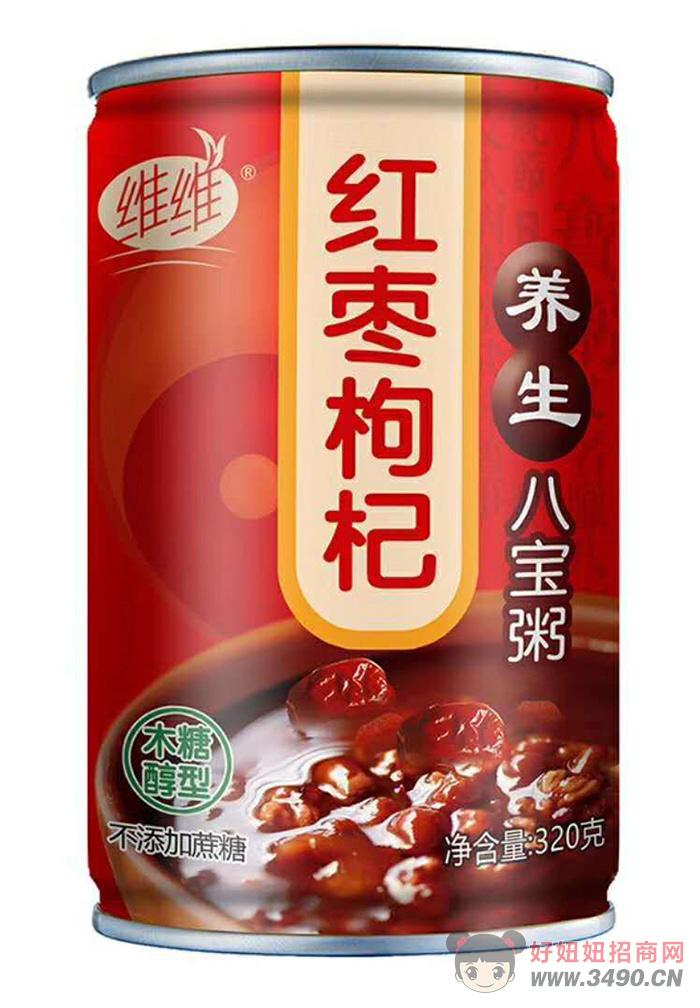 维维红枣枸杞养生八宝粥320g