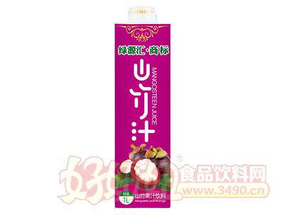 绿源汇山竹果汁饮料1L