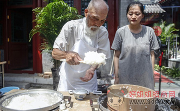 传统手工艺食物