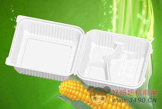 生物全降解餐盒