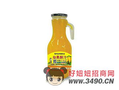 鲜果醇汁芒果汁1.5L