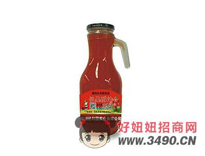 鲜果醇汁山楂汁1.5L