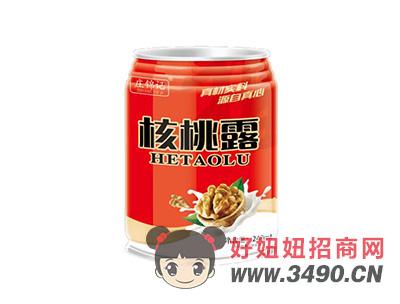 庄锦记核桃露240ml