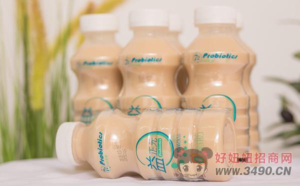 益正元原味乳酸菌饮品340ml