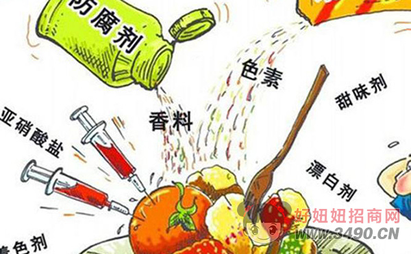 食品添加剂
