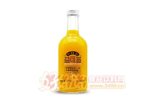益可滋复合乳酸菌芒果汁330ml