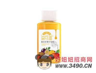益可滋复合芒果汁饮料350ml