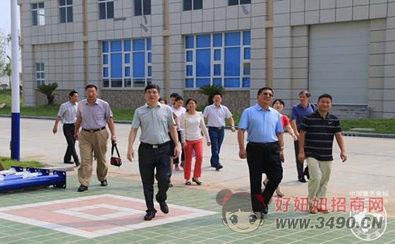 新疆温泉县党政代表团来土老憨考察