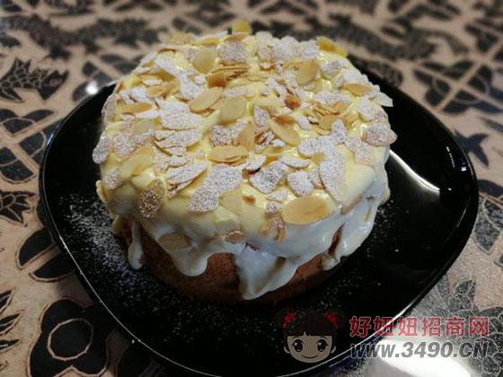 海�}蛋糕是什么味道,海�}蛋糕的做法