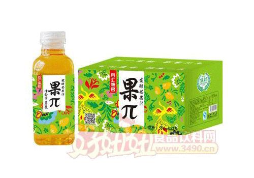 百�R康君果π�l酵芒果汁500mlx15瓶