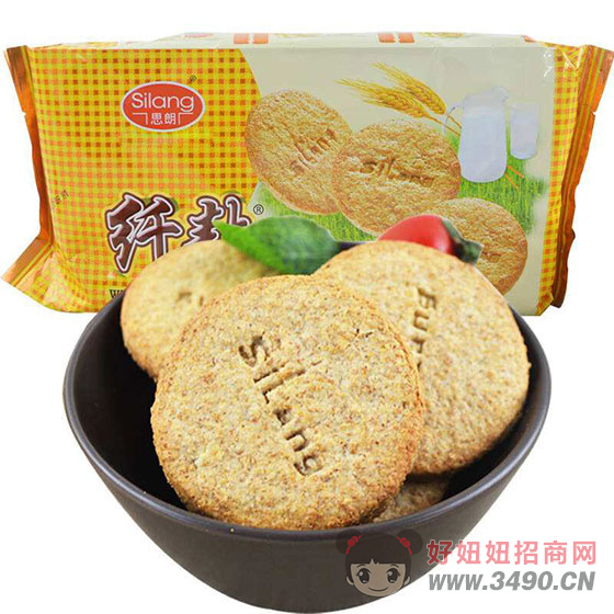 减肥能吃粗粮饼干吗,粗粮饼干吃了会胖吗