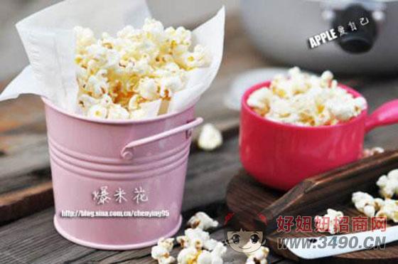 无糖爆米花的热量高吗,无糖爆米花怎么做好吃