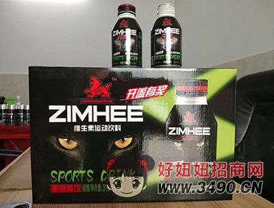 景熹酷饮维生素运动饮料310mlX24罐