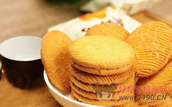江顺猴菇饼干