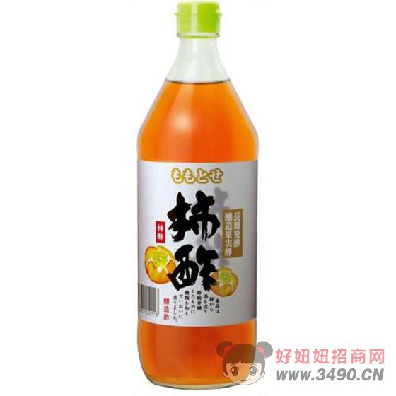 柿子醋的做法,家庭柿子醋的制作方法