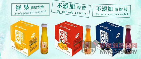 益生菌果汁发酵饮品