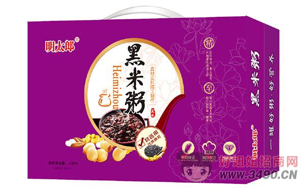 明太郎黑米粥320g礼盒