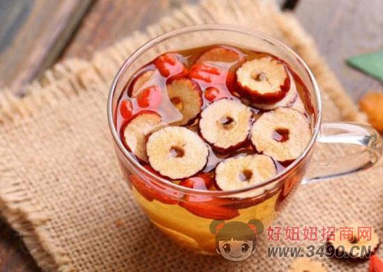 红枣枸杞茶能减肥吗