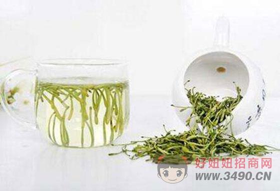 金银花枸杞茶的功效与作用