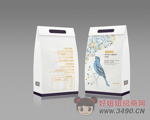 精美纸质彩印手提袋 食品零食包装袋