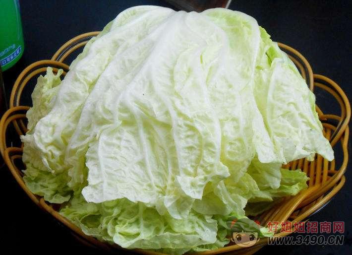 冬季养生如何进补之吃白菜