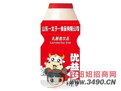 太子优益多乳酸菌饮品