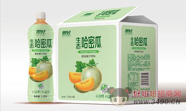 明好生态果汁