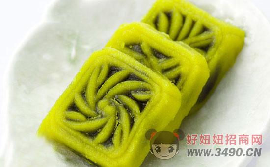 巧焙绿豆糕