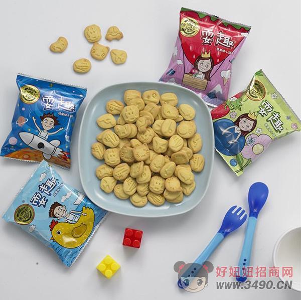 """徐福记""""耍趣""""饼干"""