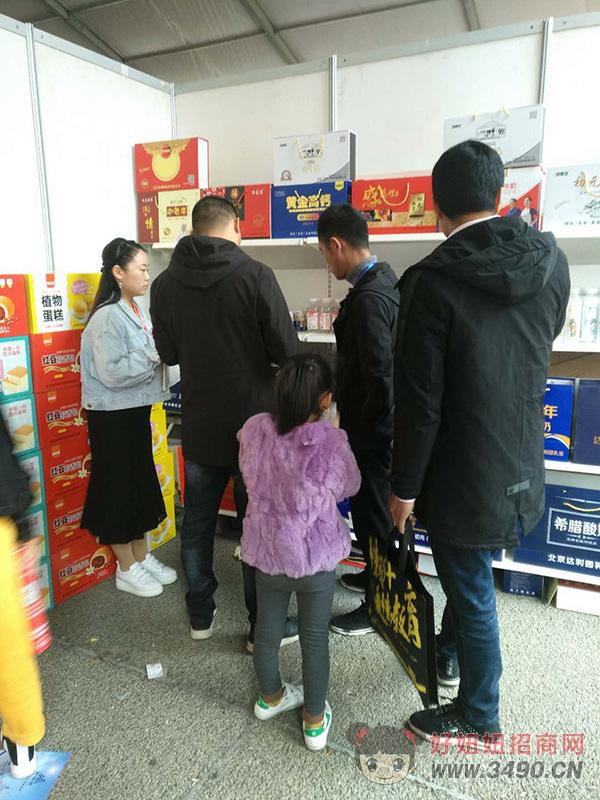 郑州国际糖酒会上北京达利园食品如此受欢迎