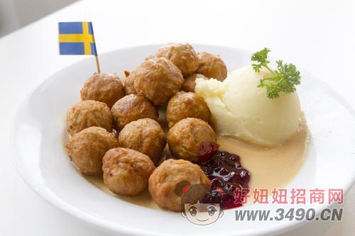 宜家瑞典肉丸