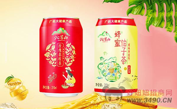 沁名山果味茶饮料