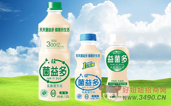 六旺菌益多乳酸菌瓶装
