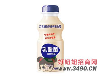 盛弘乳酸菌饮品