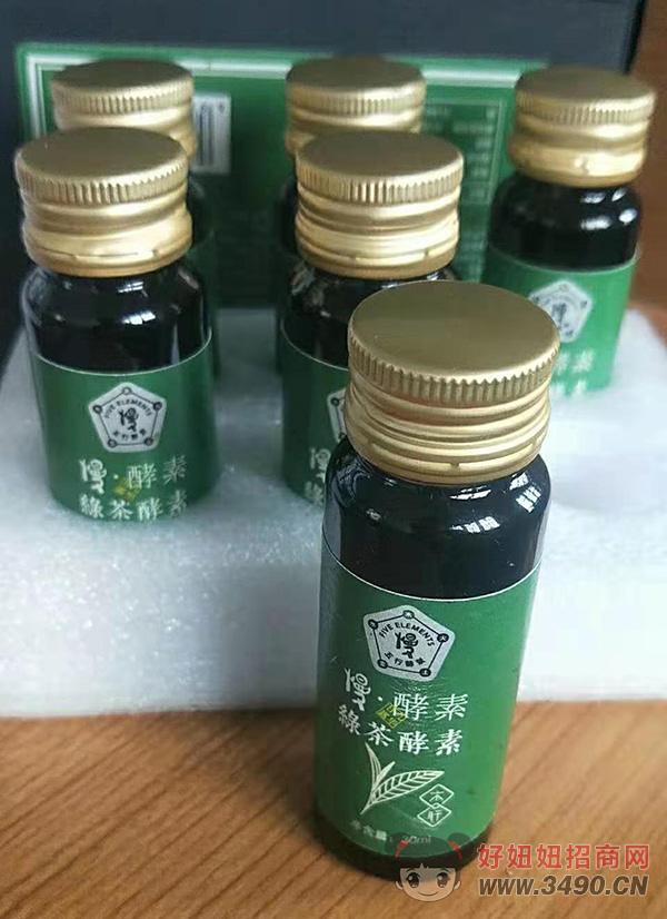慢酵素缘茶酵素30ml